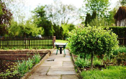 Un beau jardin pour vendre plus rapidement
