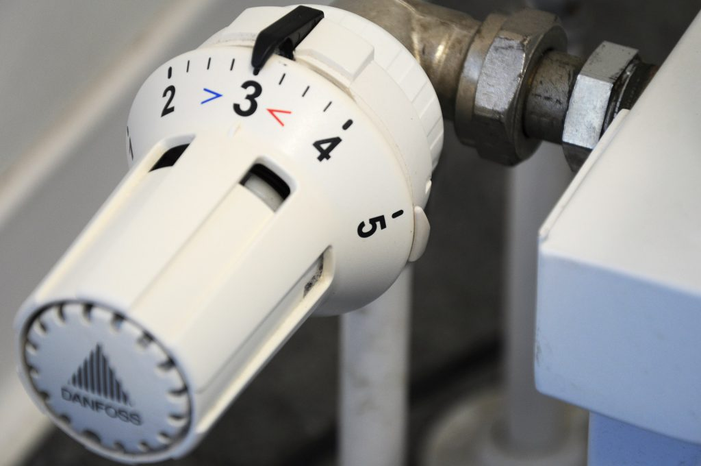 Travaux sur les radiateur avant la vente